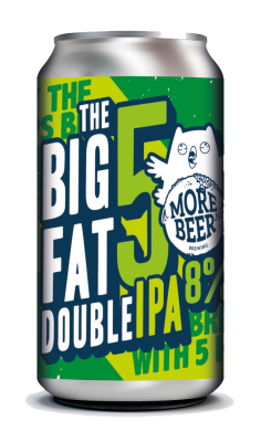 Het uiltje big fat double 5 ipa