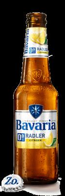 Bavaria 0 radler lemon