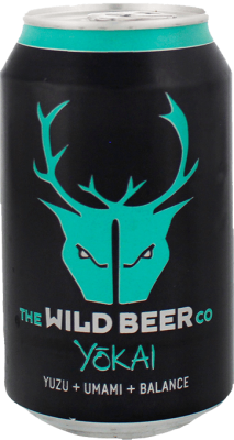 Wild beer company yokai