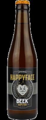 Happyface beek  kopstoot