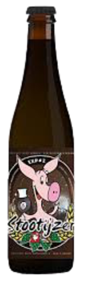 Het roze varken stootijzer    bipa