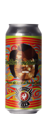 Griffin claw downtown bourbon brown