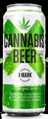 Xmark cannabis beer