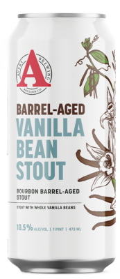 Avery brewing vanilla bean stout