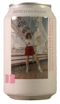 Dutch bargain cherry cotton candy glitter extravaganza