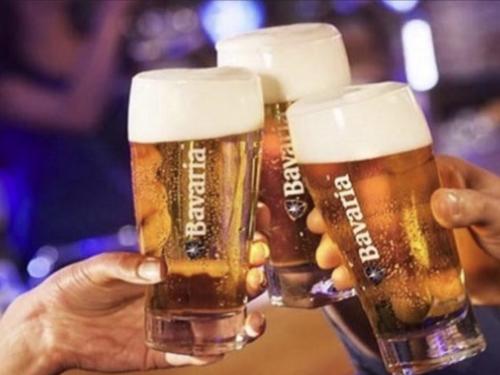 Zo Maxima Komt Biertje Doen Op Verjaardag Van Bavaria
