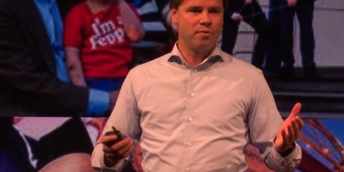 De Tedx Talk van RSFB-topman Peer Swinkels - Bierista.nl