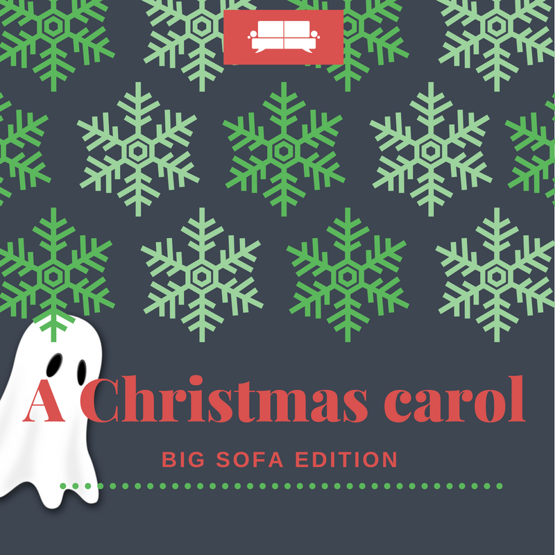 A Big Sofa Christmas Carol