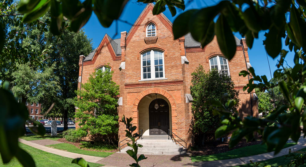 Blount Hall