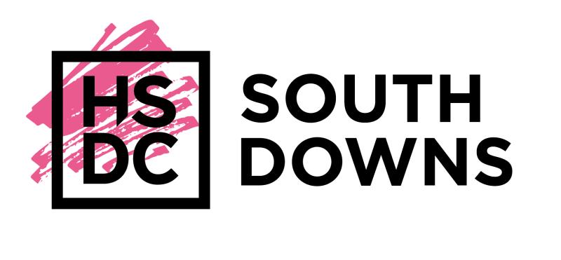 HSDC South Downs logo