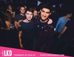 EMMANUEL MAY BALL LAUNCH PARTY · Let's Kill Disco (07-02-19)