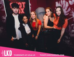 EMMANUEL MAY BALL LAUNCH PARTY · Let's Kill Disco (07-02-19)