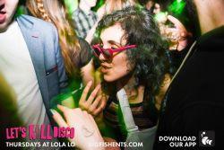 Let's Kill Disco (22-03-18)