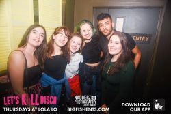 Let's Kill Disco (12-04-18)