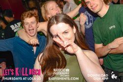 Let's Kill Disco (19-04-18)