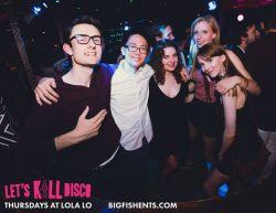 Let's Kill Disco (17-05-18)