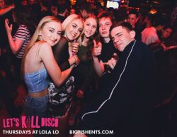 Let's Kill Disco (21-06-18)