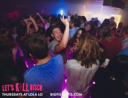 Let's Kill Disco (19-07-18)