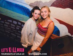 Let's Kill Disco (02-08-18)