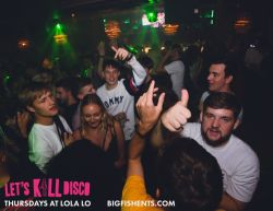 Let's Kill Disco (09-08-18)