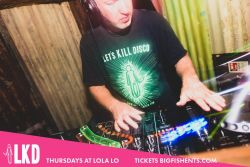 Let's Kill Disco (27-09-18)