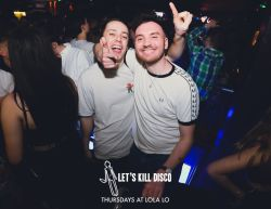 Let's Kill Disco (11-04-19)