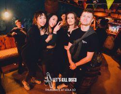 Let's Kill Disco (16-05-19)