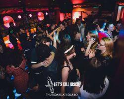 Let's Kill Disco (23-05-19)