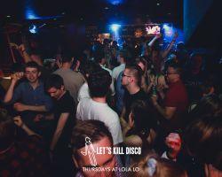 Let's Kill Disco (30-05-19)