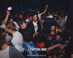 Let's Kill Disco (13-06-19)