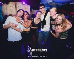 Let's Kill Disco (13-06-19)