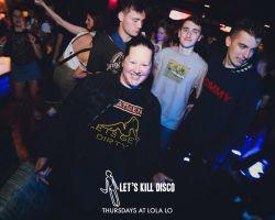 Let's Kill Disco (20-06-19)