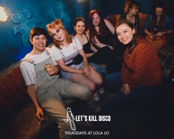 Let's Kill Disco (20-06-19)