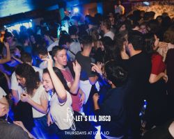 Let's Kill Disco (16-01-20)