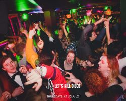 Let's Kill Disco (13-02-20)