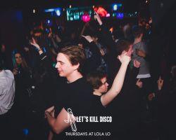 Let's Kill Disco (27-02-20)