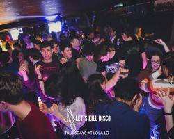 Let's Kill Disco (12-03-20)