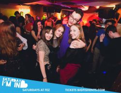 Saturday I'm in Love (End-of-Term Party) (09-03-19)