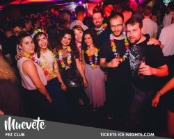 Muevete - Latin Late Party 10pm-6am