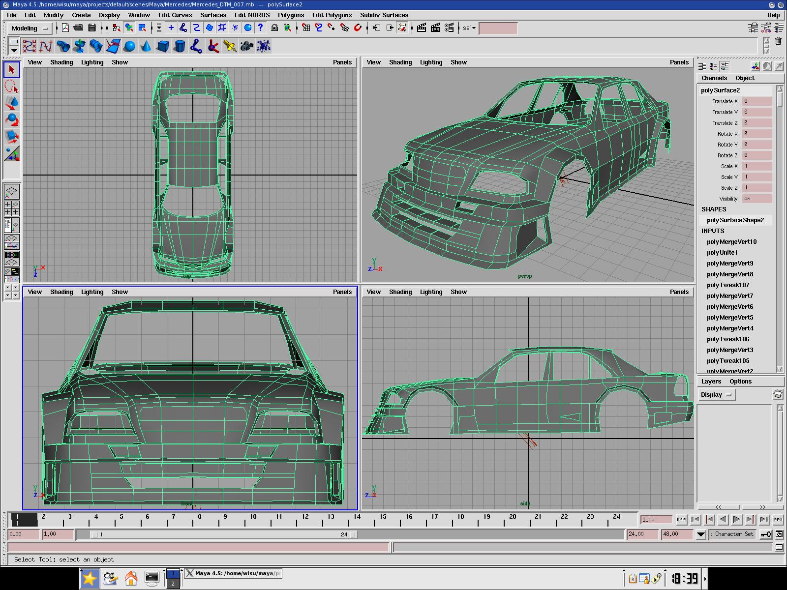 ScreenShot-Mercedes DTM 005