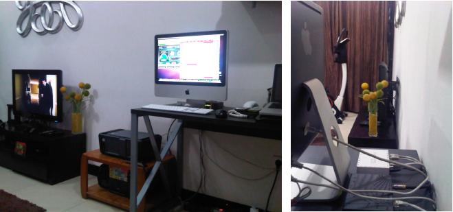 Cable Modem, RB750, RB250, IMac