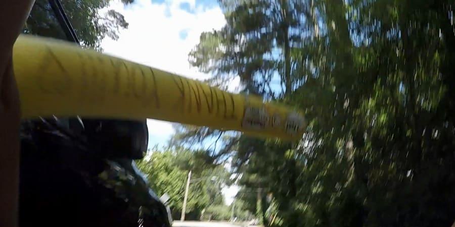 Pattie Baker's bike noodle.