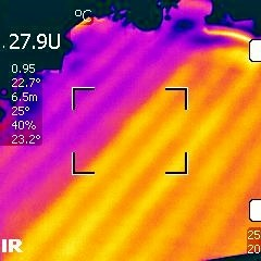 Radiant floor heating ir image  1  1447560764