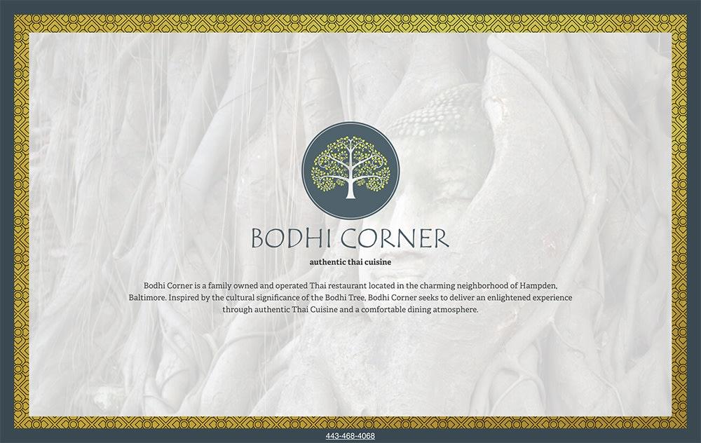 Bodhi Thai Food Websites