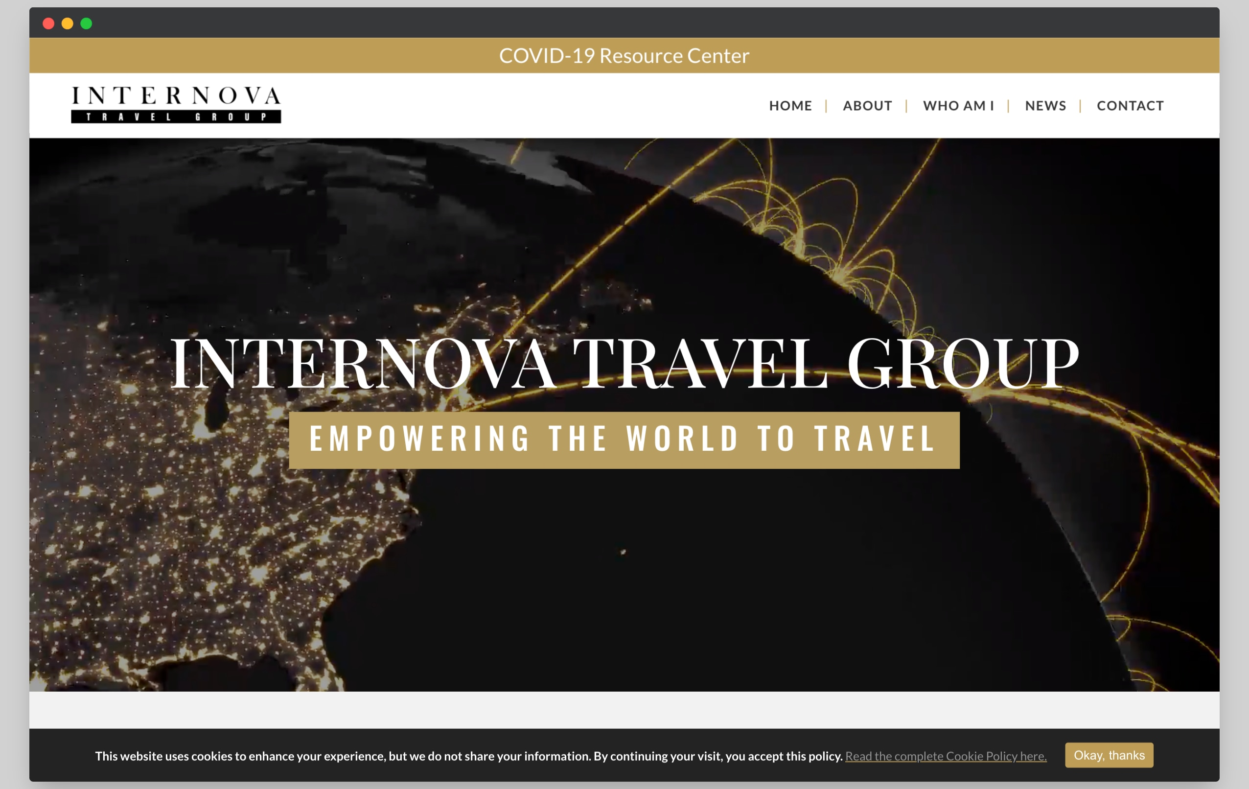 Travel Leaders Group / Internova Travel Group