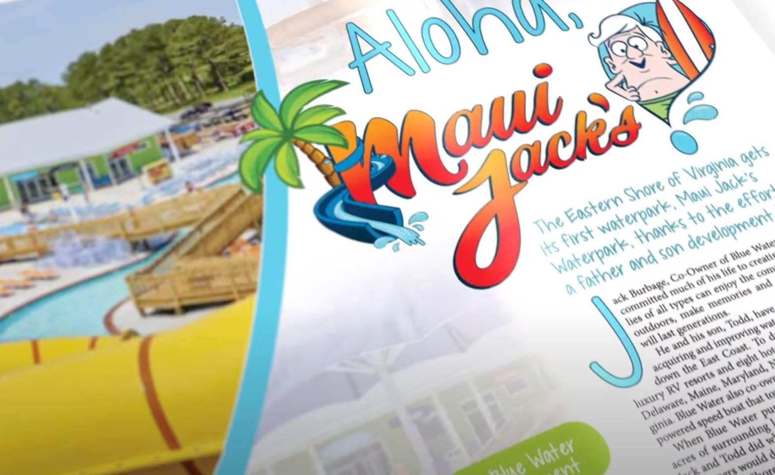Maui Jack's Waterpark