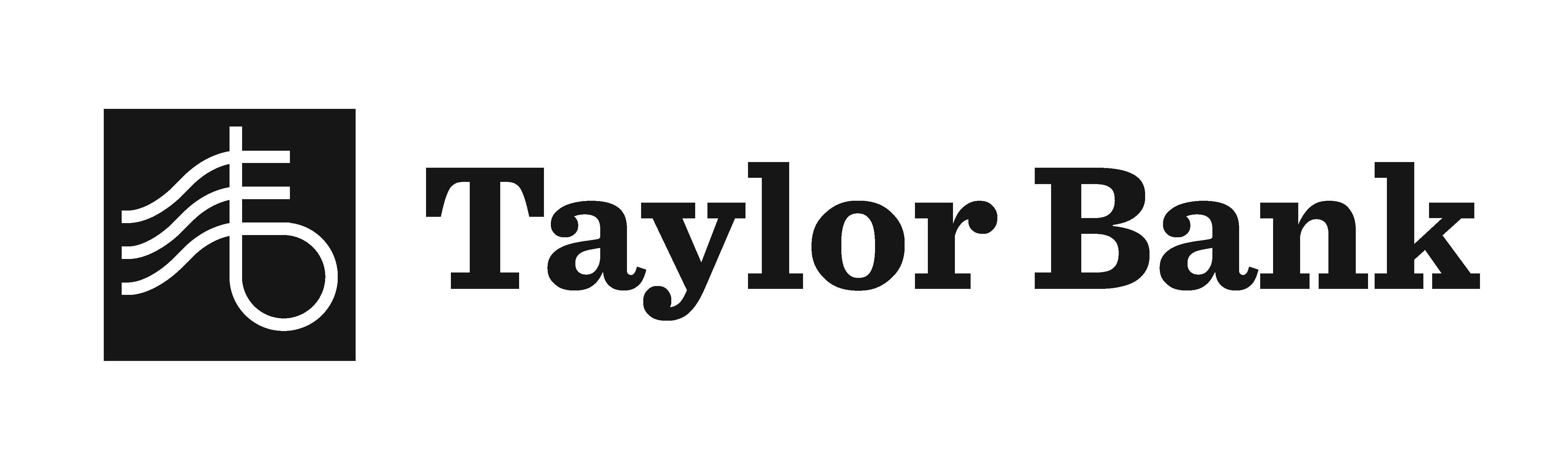 Taylor Bank Branding