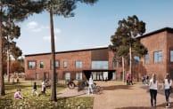 The School of Metsäkalteva is one of Hyvinkää's public buildings connected to Nuuka's cloud-based services.