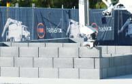 Image: Hadrian X in action (FBR Ltd)