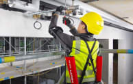 The passive exoskeleton from Hilti and Ottobock SE launched in 2020